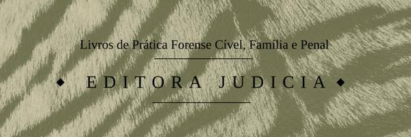 Editora Judicia - Especializada em livros de Prática Forense Civil, Penal e Trabalhista.