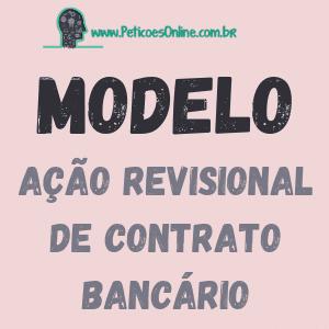 Modelo De Ação Revisional De Cédula De Crédito Comercial Pn586