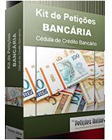 Banco de petições novo CPC Cédula de Crédito Bancário