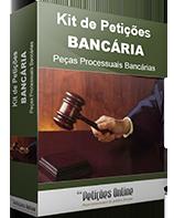 Kit de Petições prontas de Revisionais de Empréstimos Bancários Novo CPC