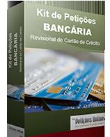 Kit de Petições - Cartão de Crédito