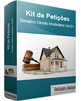 Kit de Petições Temático - Direito Imobiliário Vol 01