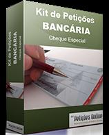 Banco de petições novo cpc Cheque Especial